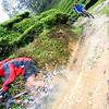Mountain biking Cameron Highlands, Malaysia
