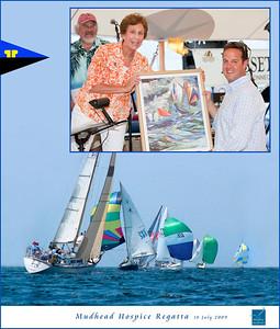 Mudhead/Hospice Award Posters 2009