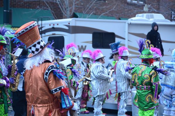 Mummers Parade 2015