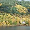 Looking across Loch Ard