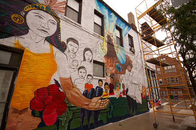 Mural Project 2010