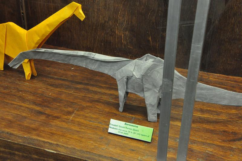 12b - Origami Barosaurus