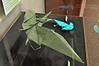 10b - Origami Pteranodon 2