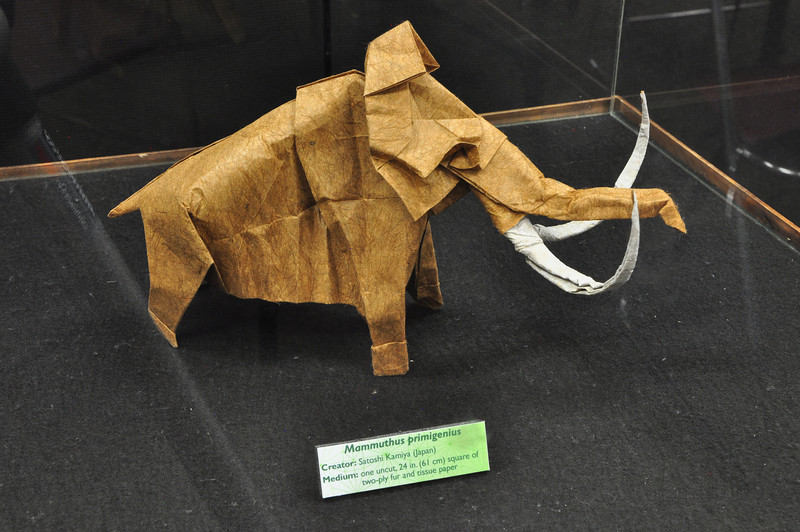 8a - Origami Mammoth