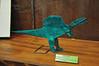 15b - Origami Spinosaurus