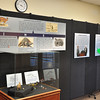 Exhibit panorama from far side of exhibit 2.