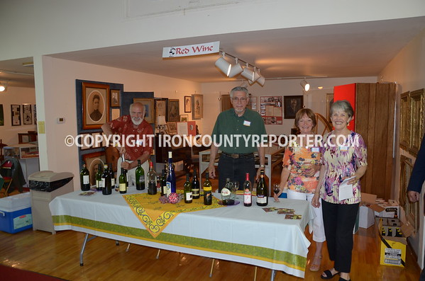 Museum Wine and Cheese Event