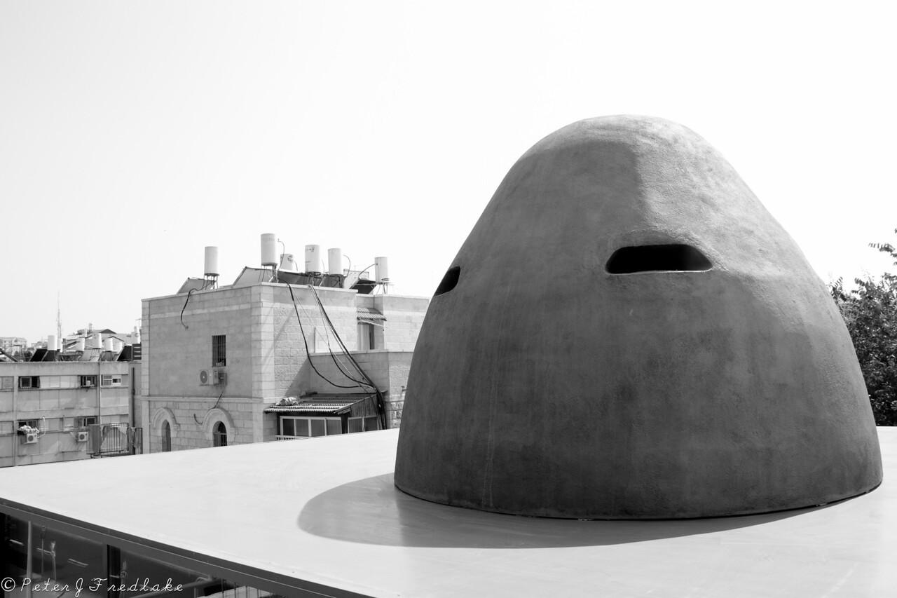 Museum on the Seam, Jerusalem