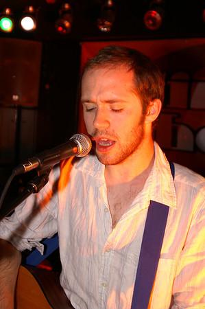 TJ Poynton & The Jinx, 14-09-2007