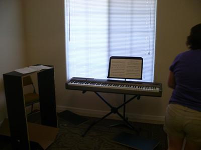 Music Studio Day 1