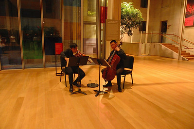 Music at Morgan Library_ August 15, 2014