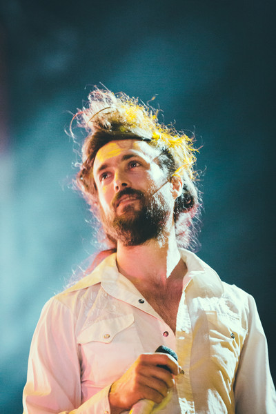 Alex Ebert of Edward Sharpe and The Magnetic Zeros