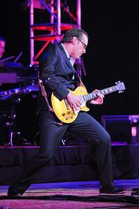 Joe Bonamassa at Durham show 2010