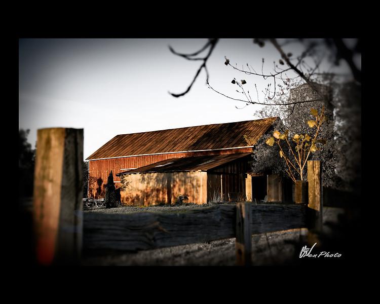 Day 122: Barn