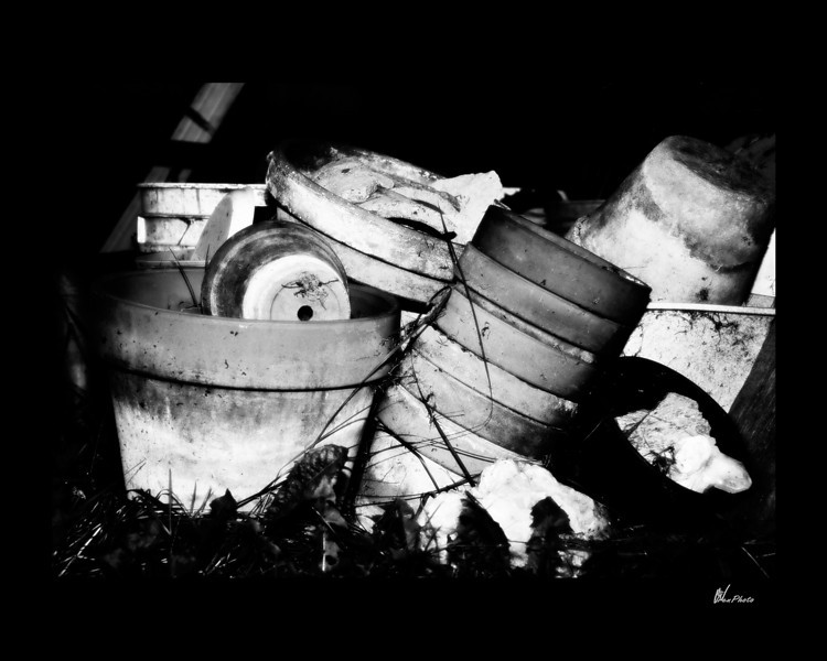 Day 072: Pile of Pots
