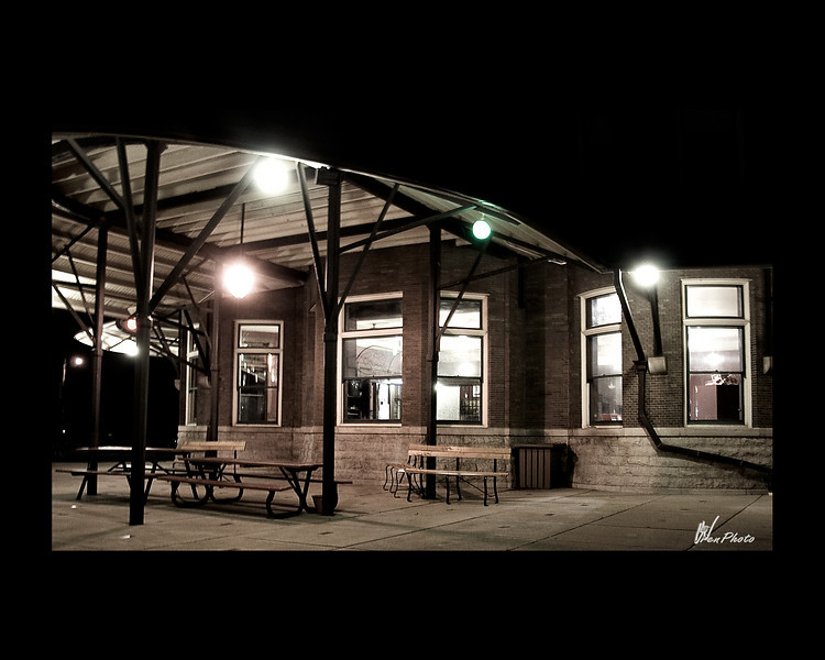 Day 126: At the depot