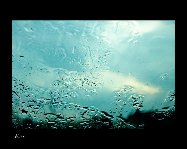 Day 028: Rain on My Window