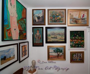 VIS Fine Art Gallery in Jersey City, NJ.