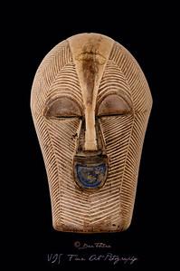 African Songye Kifwebe mask
