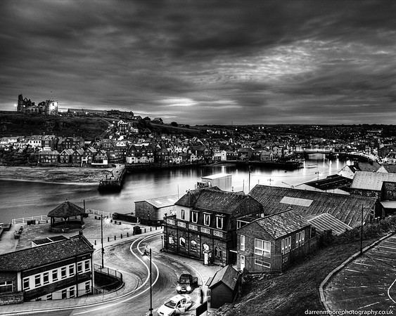 WHITBY IN YORKSHIRE, UK