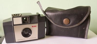 Kodak Brownie 127 Camera Mk 3