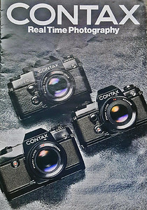 Contax RTSII, 139 and 137 cameras