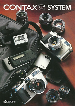 Contax G System