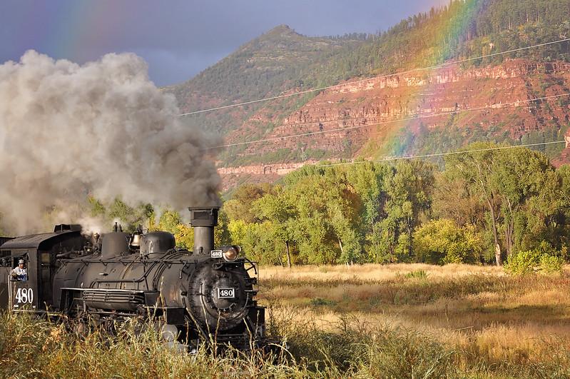 I hear that train a comin'