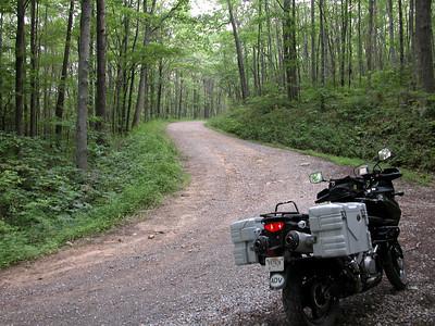 Big Creek Road, Elizabethton, TN.