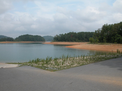Watauga Lake at Jacob's Creek Recreation Area