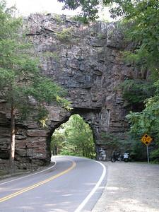 Backbone Rock on Hwy. 133 north of Shady Valley, TN