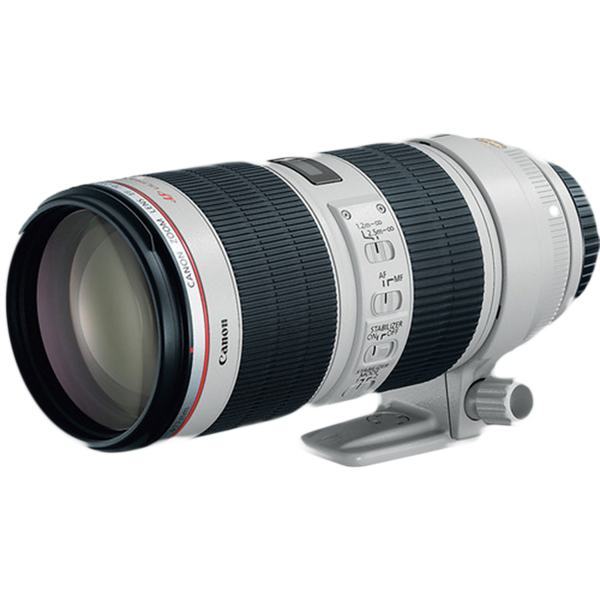 Canon EF 70-200mm f/2.8L IS I