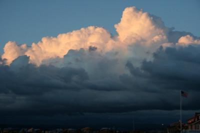Western Sky @ Sandy Point Whidbey Island, Washington, USA July, 2007