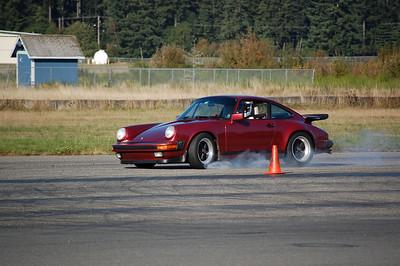 Autocross smoke