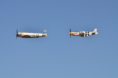 Thunderbolt and Mustang