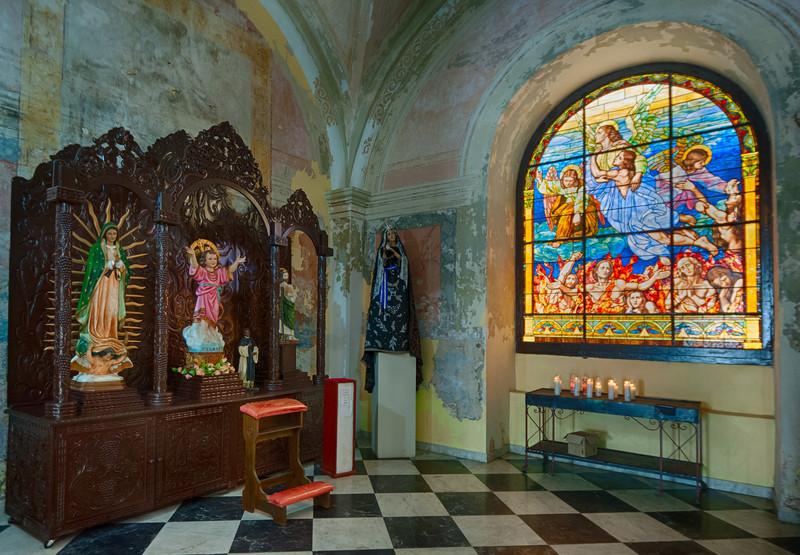 Catherdral of San Juan Bautista, San Juan Viejo, PR
