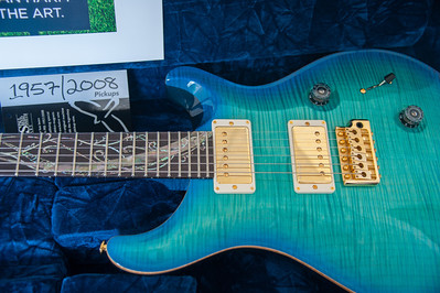 Paul Reed Smith Custom 24 Tree of Life - Aulson Inlay