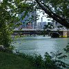 Chicago River.  <br /> One of my favorite pictures, Larry Trzaskus