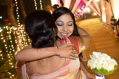 Kavitha and Saurabh wedding in Dehli.