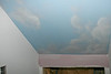20080828 Sky mural in Dilip's new library - sky in closet (9653, 1158p)