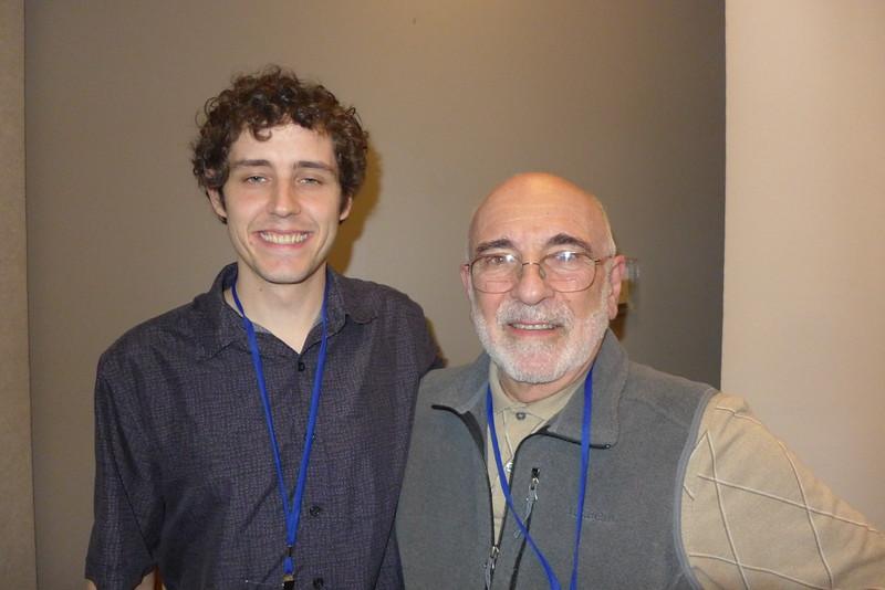 Don Komarchka and myself 2015