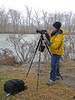 Photo was taken by Lily Marroquin on a recent outing by the Rt 390 overpass of the Genesee River in Rochester. Only photo thus far of me with a camera near home.