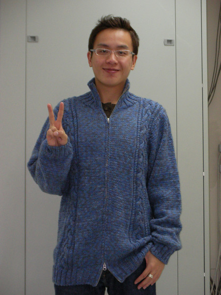SANY0005 <br /> Handmade Sweater by BoBo