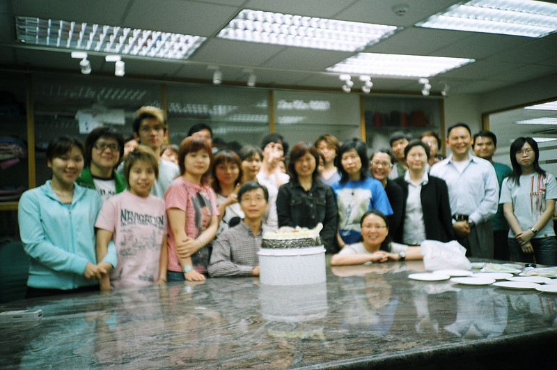 66100022 <br /> Mr Ngai and Staffs