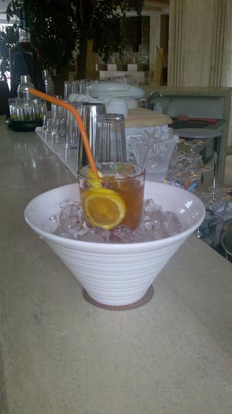 冰鎮凍檸茶