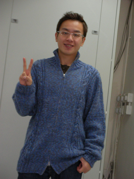 SANY0007 <br /> Handmade Sweater by BoBo