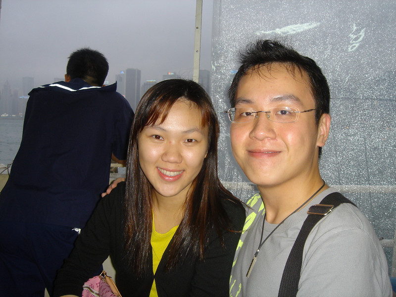 DSC05625 <br /> Gloria and Hois