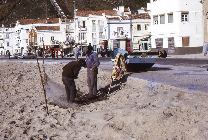 Nazare, Portugal 1973