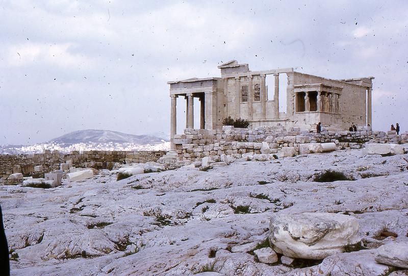 Acropolis Athens, 1973