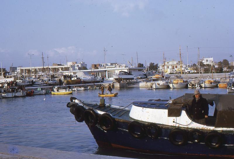 Athens 1973 Phaleron Bay